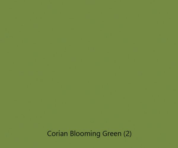 Corian Blooming Green 2