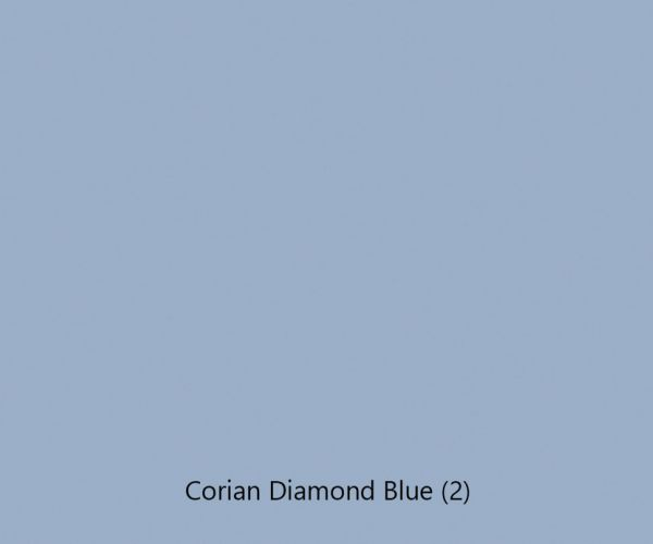 Corian Diamond Blue 2