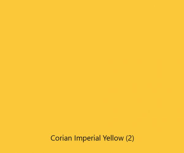 Corian Imperial Yellow 2